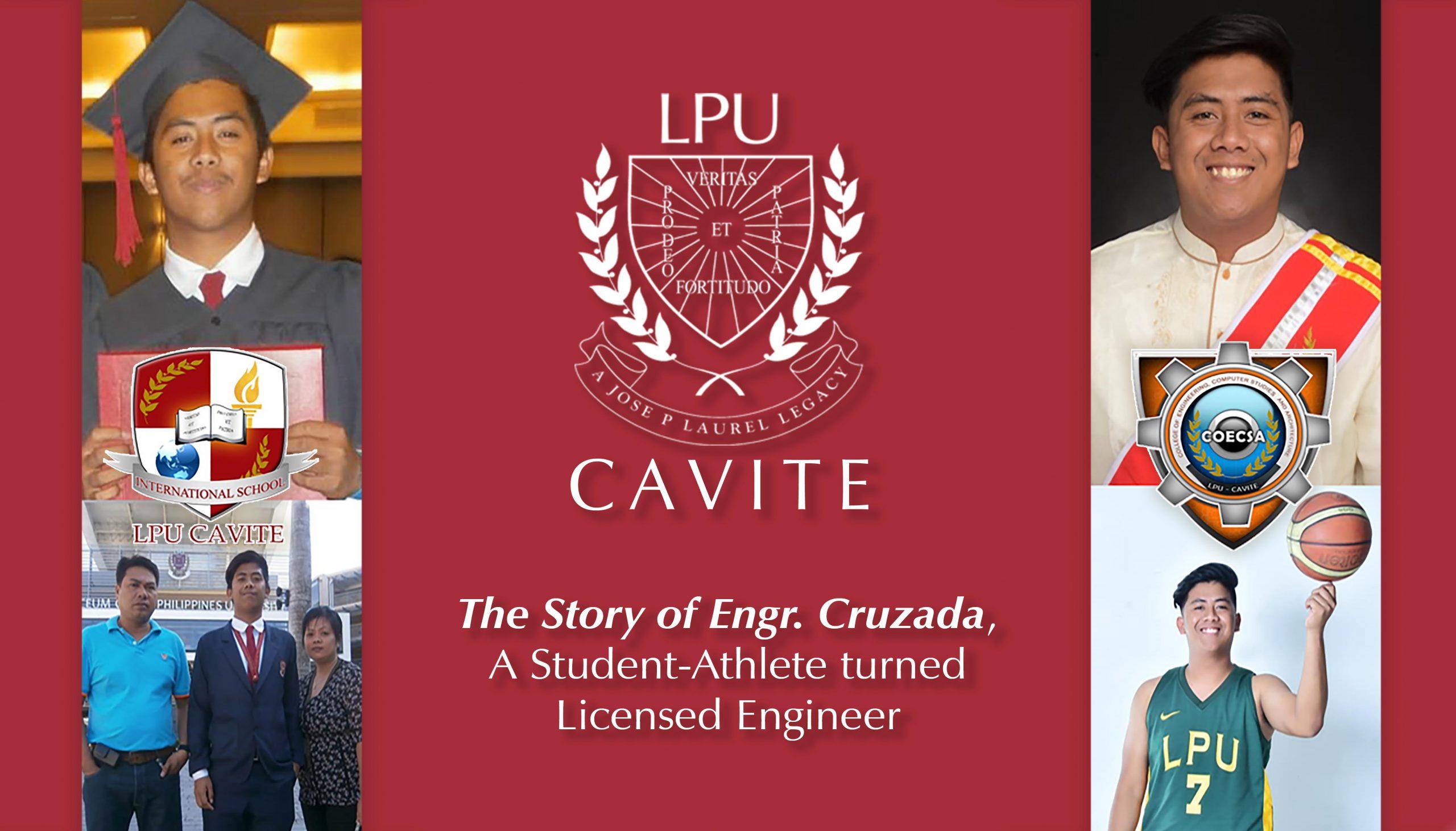 A Student-Athlete turned Licensed Engineer