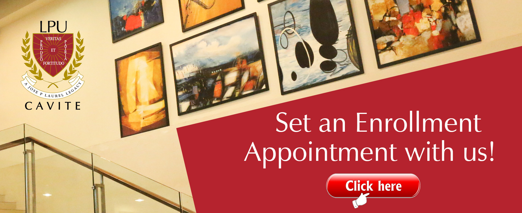 Set an Enrollment Appointment with Us