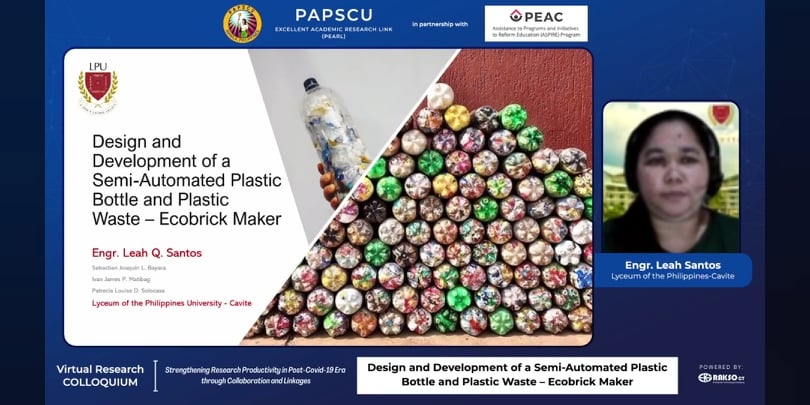 PAPSCU-PEARL Virtual Multidisciplinary Research Colloquium