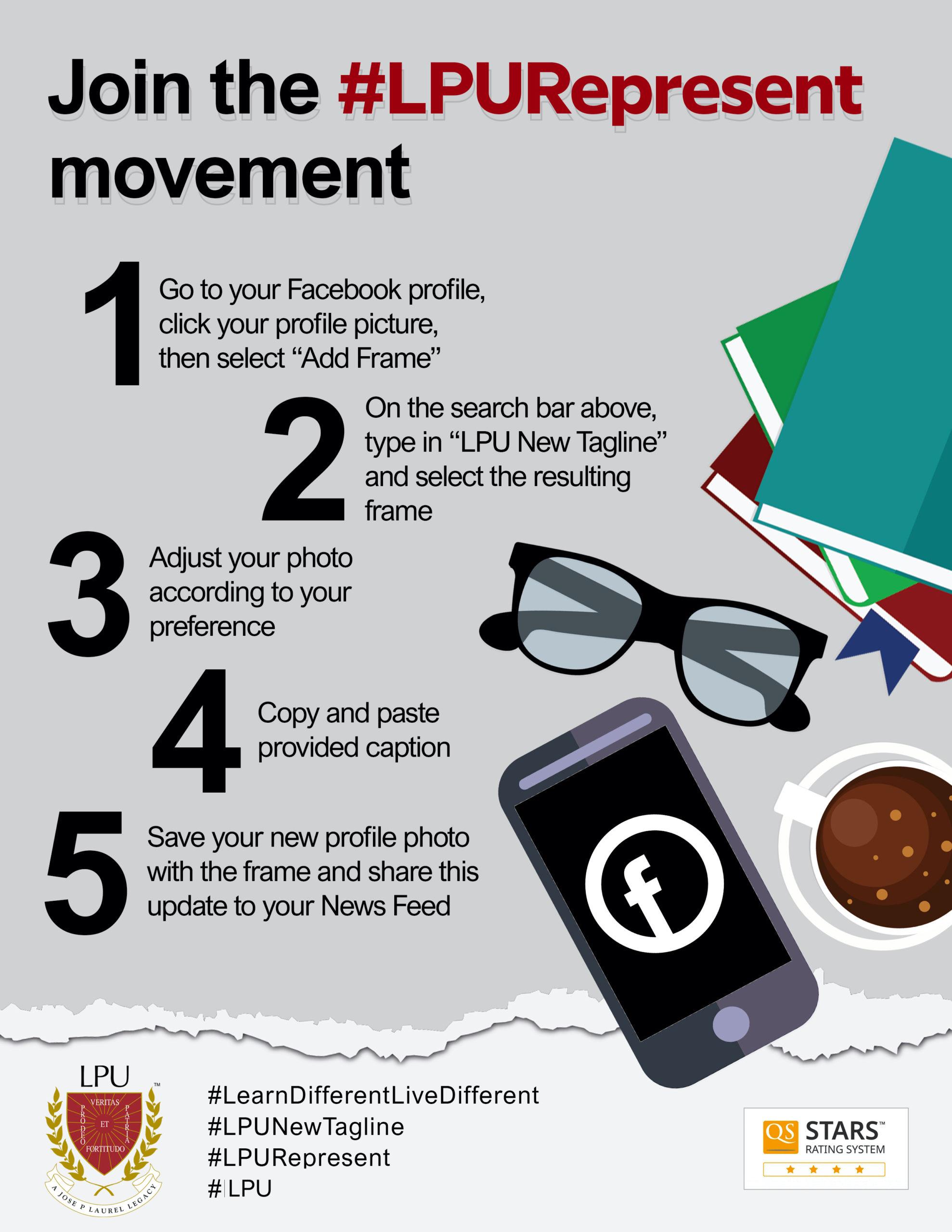 #LPURepresent Movement